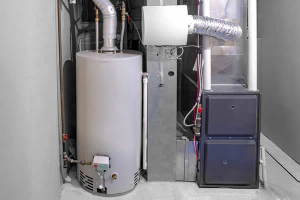 How to fix a leaky water heater.