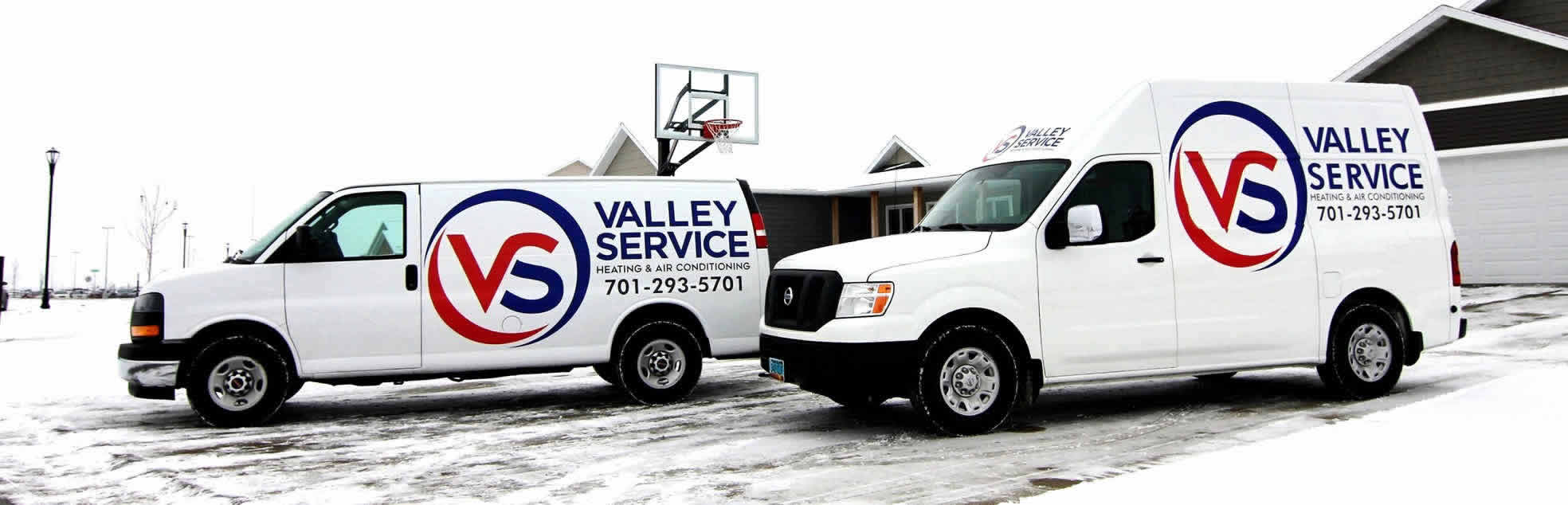 Valley Service HVAC Home 1