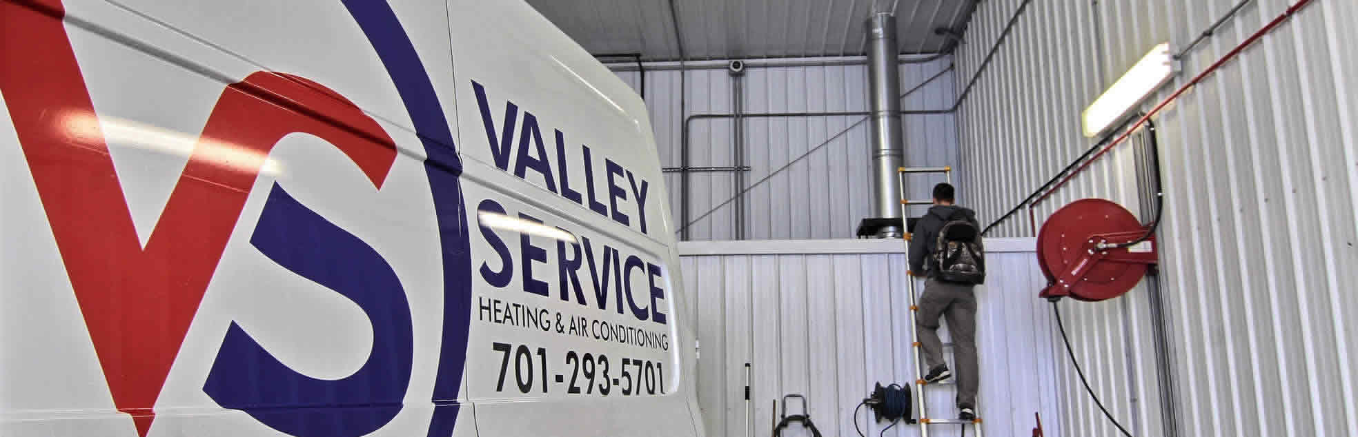 Valley Service HVAC Home 3